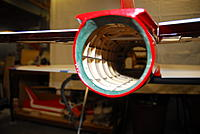 Name: DSC_9225.jpg Views: 964 Size: 270.8 KB Description: Interior of the model showing laser construction.