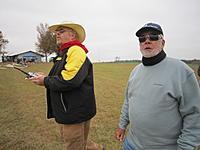 Name: 2012TangerineUNLSat 054.jpg Views: 45 Size: 149.7 KB Description: Chuck McCann flys under the eye of Jim Hartley