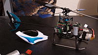 Name: P1000474.jpg Views: 57 Size: 142.0 KB Description: It flys nice and easy but with no B/H its just not very responsive. Flight times with the genius batteries and brushed motors have been 4 to 5 mins vs the 6 to 7 min flights on the full BL setup. Those Bl motors really make a diff.