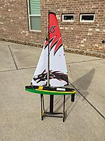 Dragonforce 65 Sailboat (used) w/ TX & RX - RC Groups