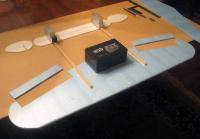 Name: f&l_001.jpg Views: 1139 Size: 44.4 KB Description: Progress so far on F&L #3.  Old SLA batteries make GREAT weights!