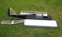 Name: fuselage.jpg Views: 396 Size: 87.2 KB Description: My Pilot Monster QB 60.  Ready for e-conversion.