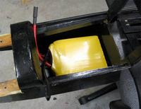 Name: battery_compartment.jpg Views: 220 Size: 69.0 KB Description: Rhino fits quite nice into the old fuel tank compartment.