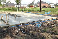 Name: workshop_092012a.jpg Views: 834 Size: 224.3 KB Description: YarSmytheJr - 09/2012, Garage foundation poured.  My new workshop in the back.