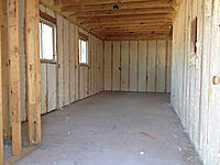 Name: yarsmythe_garage_103112.jpg Views: 272 Size: 279.1 KB Description: Garage workshop insulated.