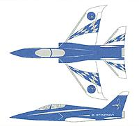 """Name: scan0001.jpg Views: 64 Size: 114.6 KB Description: L-60"""" WS-52"""" Max fuse width at wing-10.75""""  Narrow part of fuse at wing-8.25"""""""