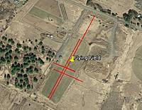 Name: flying field.jpg Views: 15 Size: 101.5 KB Description: Field --L= 762', W= 247' Extended  lines  L= 1664' , W = 330'