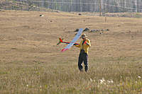 Name: Daves pictures of me flying Joss the glider Aug 20 2009 007.jpg