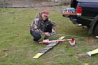 Name: Peterson Butte 11-15-09 013rs.jpg Views: 152 Size: 48.3 KB Description: Joel and his EPP Swihtzer