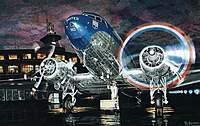 Name: UAL DC3 start.jpeg Views: 675 Size: 99.2 KB Description: United Air Lines DC-3 engine start