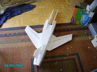 Name: x-29 build 2.JPG Views: 979 Size: 73.7 KB Description: