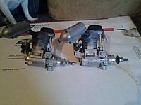 Two YS FZ  53 4stroke motors - RC Groups