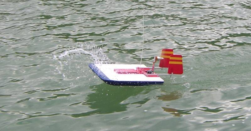 How To Build A Model Airboat