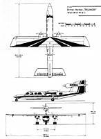 Britten-Norman Trislander - RC Groups