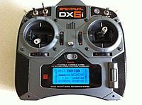 Name: Picture 001.jpg Views: 146 Size: 219.1 KB Description: DX6i w/backlight for sale.