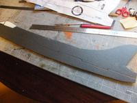 Name: DSCF0292a.jpg Views: 70 Size: 87.0 KB Description: marking the cutlines for top and bottom