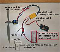 brushless motor wiring colors brushless image nitroplanes catalina rc sea plane arf review page 28 rc groups on brushless motor wiring colors