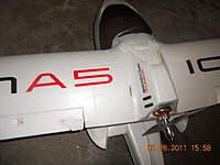 Name: DSCN3362.jpg Views: 280 Size: 54.4 KB Description: slight damage to left Flap.
