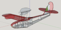 Name: M33 fuselage frame.PNG Views: 93 Size: 77.0 KB Description: The keel is not very prominent. It goes to the end of the internal floor