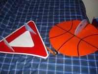 Name: Basketball and yield sign.JPG Views: 293 Size: 38.9 KB Description: