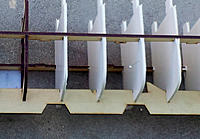 Name: Fin wells.jpg Views: 78 Size: 66.9 KB Description: cutouts in keel that will take a fin