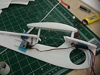 Name: HENRiMIGNET 013.jpg Views: 336 Size: 39.4 KB Description: Electros set-up and 6mm wing saddle doublers installed