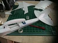 Name: HENRi MIGNET 017.jpg Views: 315 Size: 34.8 KB Description: more details on the wing saddle doublers.