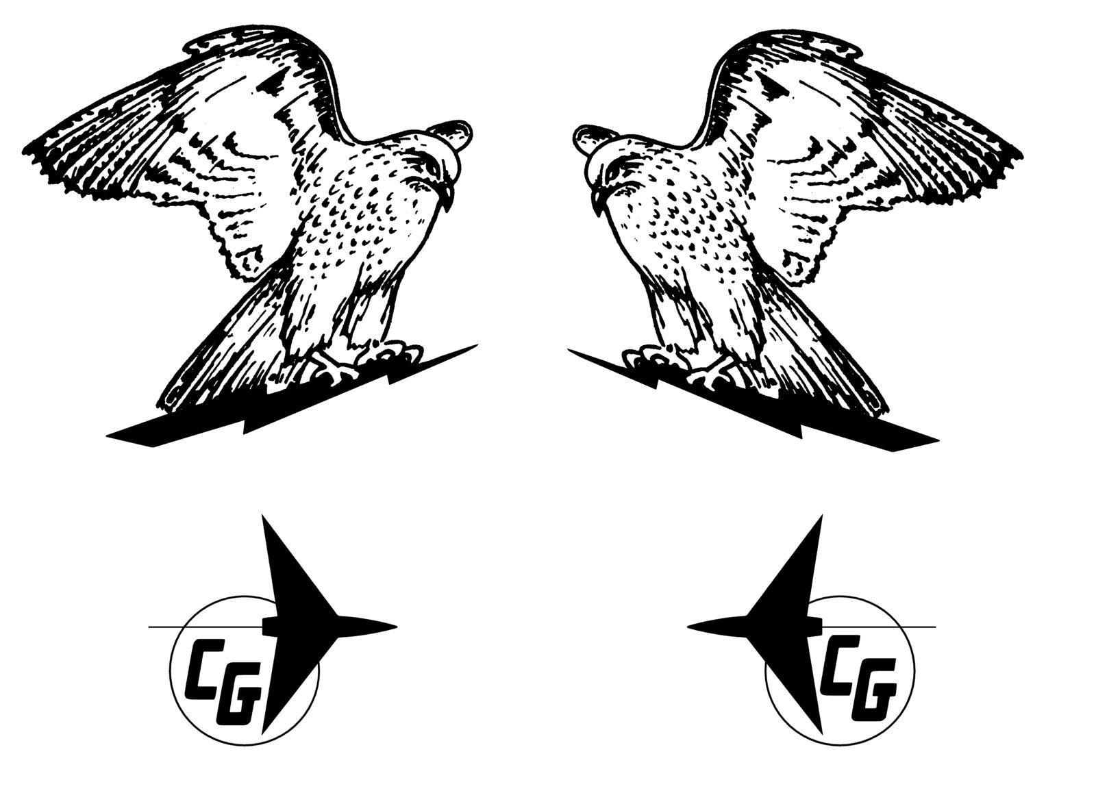 Attachment browser: Goldberg Falcon Logo.jpg by Bipe Flier ...