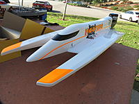 Name: Ray's Hooters F1 Sprint Boat.jpg