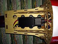 Name: 04_MythoS_125E_mounting_of_ESC.jpg Views: 27 Size: 3.07 MB Description: Mounting of ESC, in this case a Master Mezon 130.
