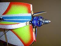 Name: DSC04503.jpg Views: 110 Size: 233.1 KB Description: Exceed Rocket 2210-1200 motor should be plenty.