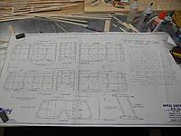 Name: DSCN0274.jpg Views: 125 Size: 211.1 KB Description: Plans sheet 2 with parts outlines