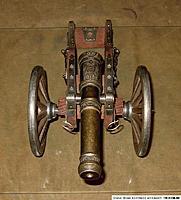 "Name: j3kOE8SUiXMp132870812662P8880.jpg Views: 73 Size: 95.9 KB Description: My ""Louis XIV."" cannon front view."
