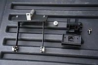 Name: 06.jpg Views: 89 Size: 173.9 KB Description: Old monitor mount on the left and the new Evolution 3D on the right