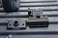 Name: 10.jpg Views: 93 Size: 164.0 KB Description: Here is the futaba top plate next to the Evolution 3D mount