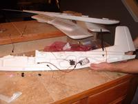 Name: S1051246.jpg Views: 398 Size: 80.7 KB Description: 1/2 the airplane with attached Antenna