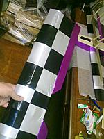 Name: 220920122464.jpg Views: 25 Size: 140.0 KB Description: If a wing looks like this you are really susposed to recover it!!!!