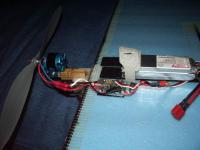Name: flat_foamie2.jpg Views: 1216 Size: 48.4 KB Description: 2812-850 1147 BP 18A speed controller TP 2100 3S