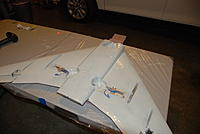Name: DSC_2905.jpg Views: 119 Size: 104.7 KB Description: StyroSprayed wing bottom.