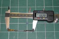 Name: Aileron Pushrod.jpg Views: 751 Size: 96.8 KB Description: Aileron pushrods measure  66.20