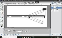 Name: Buildit Panther Control Throws Rudder Low Rate.jpg Views: 2 Size: 220.4 KB Description: Rudder low rate.
