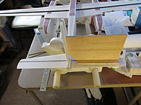 Name: Jeff's A-26 Fin Gluing Set-up 5.jpg Views: 7 Size: 1.95 MB Description: There is just enough give to make gluing my fin square easy.