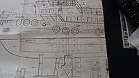 Name: DSCF1498.jpg Views: 24 Size: 1.54 MB Description: Plans from the RC kit Karl showing the Schottel dive