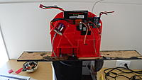 Name: DSCF1586.jpg Views: 20 Size: 1.46 MB Description: Moved things up a bit, the large lipo was getting wet in the test