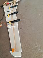 Name: IMG_20170402_170309.jpg Views: 58 Size: 294.6 KB Description: Servo wire to move the aileron