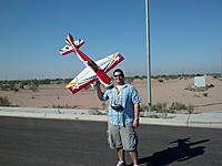 "Name: 2012-09-28_09-36-12_273smaller.jpg Views: 47 Size: 200.5 KB Description: 51"" Slick after maiden flight."
