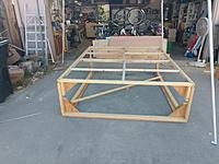 Name: IMG_20200510_163727707.jpg Views: 5 Size: 3.37 MB Description: The basic frame is built. The diagonal is just a temp brace
