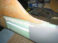Name: IMG_0219.jpg Views: 118 Size: 64.7 KB Description: extra cloth will join to the fuse so I dont trim it off
