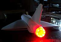 Name: DSC02564.jpg Views: 259 Size: 56.1 KB Description: Afterburner lights on +