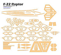 how to make a f22 raptor paper airplane